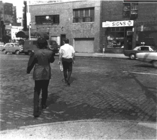 Calle Acconci